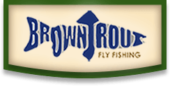 Brown Trout Fly Fishing LLC Logo